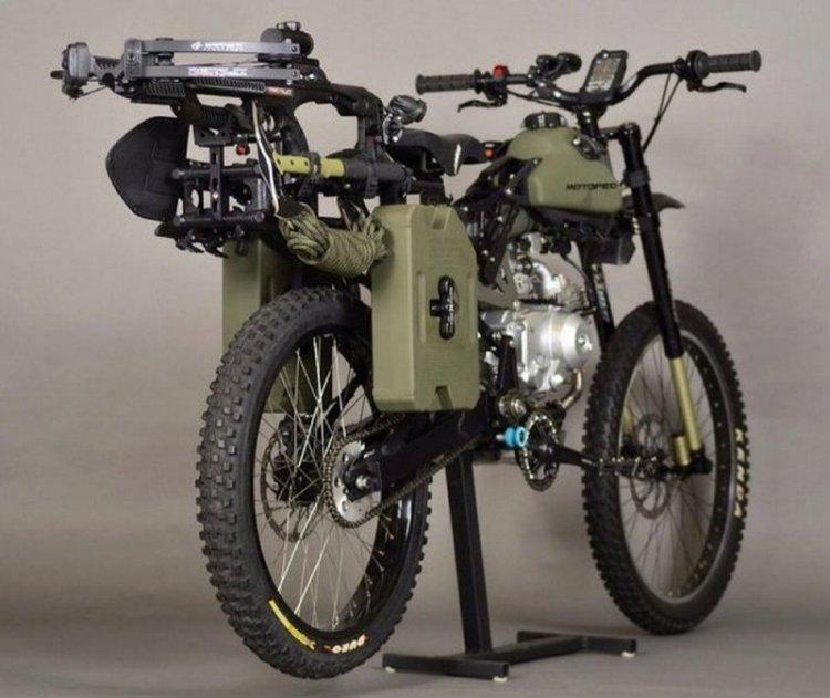 Два колеса для успешно переживших апокалипсис