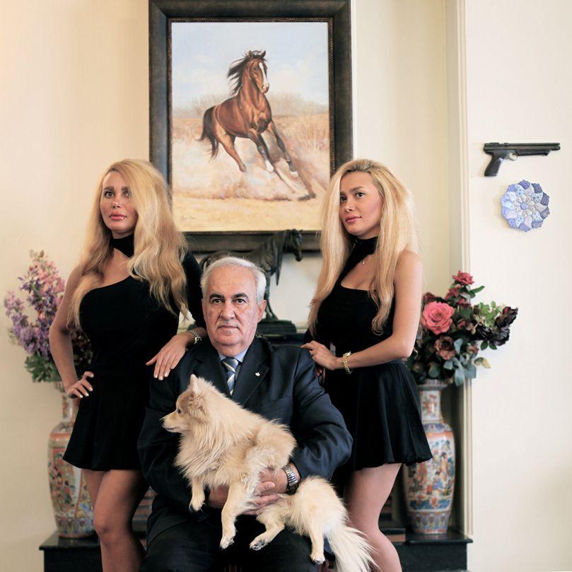 Иранские отцы и их дочери
