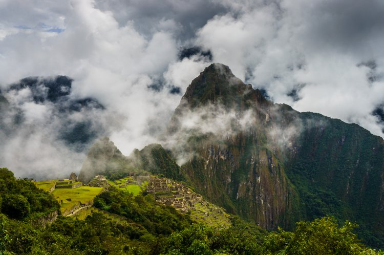 Мачу-Пикчу — город в небесах