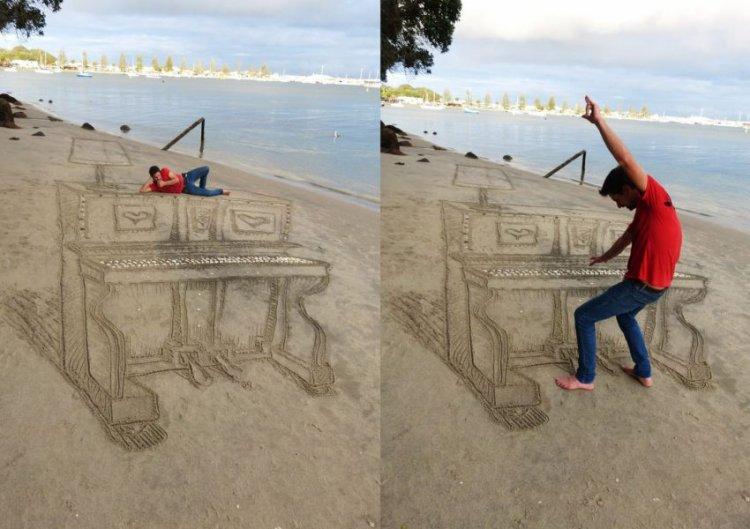 Новый 3D шедевр от художника Jamie Harkins
