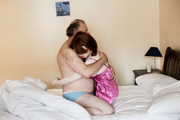 Одинокие владельцы реалистичных секс-кукол