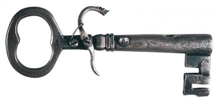 Огнестрельные ключи XVII века