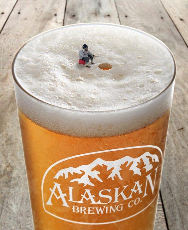 Пенистое пиво