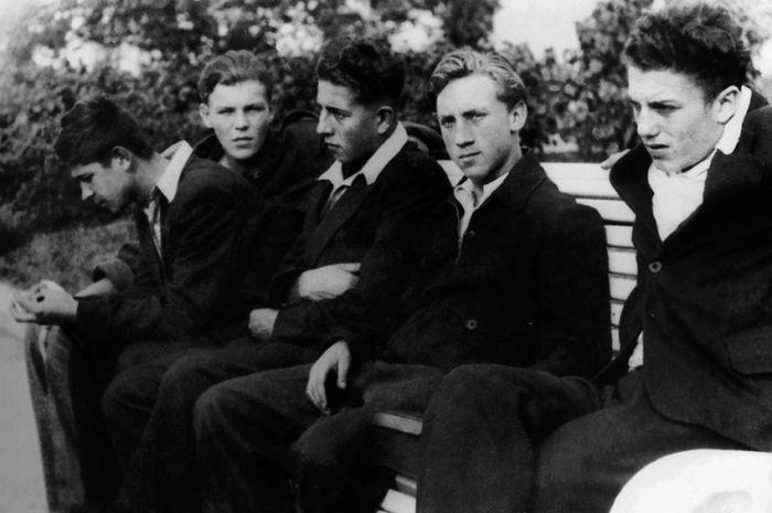 Редкие фото русских исторических личностей и знаменитостей