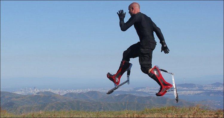 Скороходы «Bionic Boots»