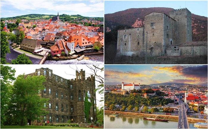 В каких странах можно купить настоящий замок