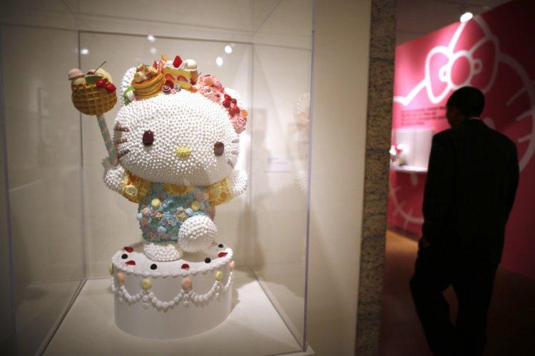 Выставка «Hello Kitty»