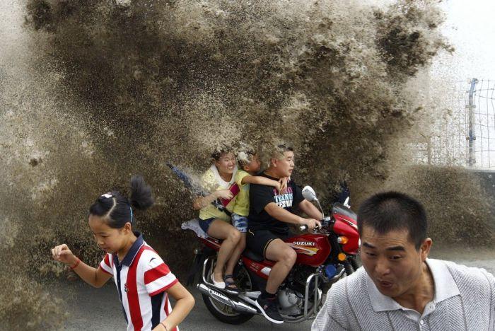 Фото катаклизмов от агентства Reuters 2014 года