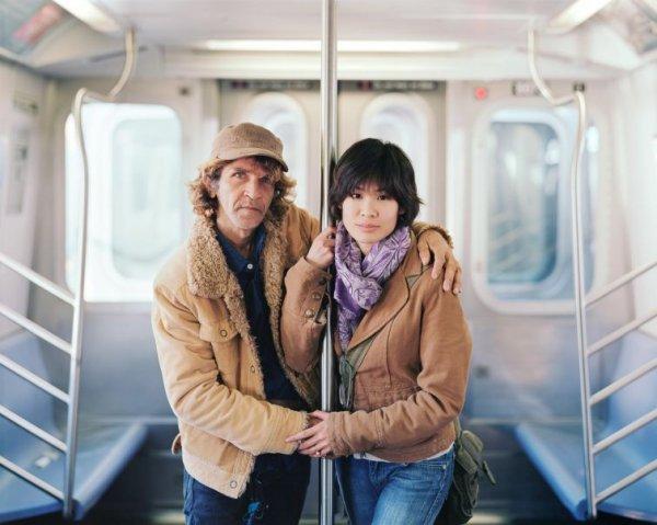 Касаясь незнакомцев — фотопроект Ричарда Ренальди