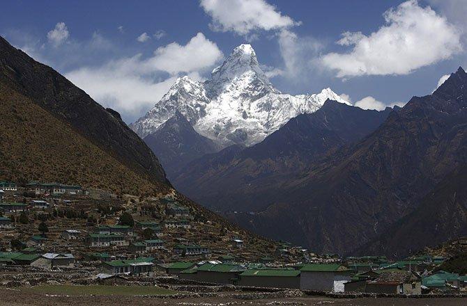 Непал — государство на Крыше мира
