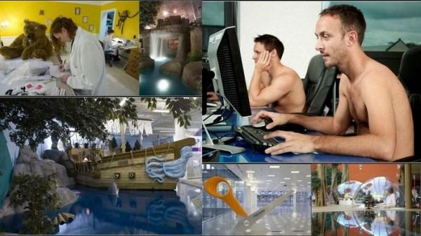 Самые интересные офисы в мире