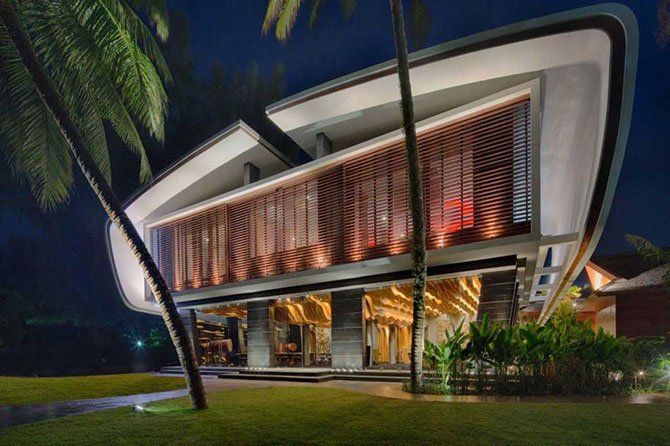 Современный отель в Таиланде
