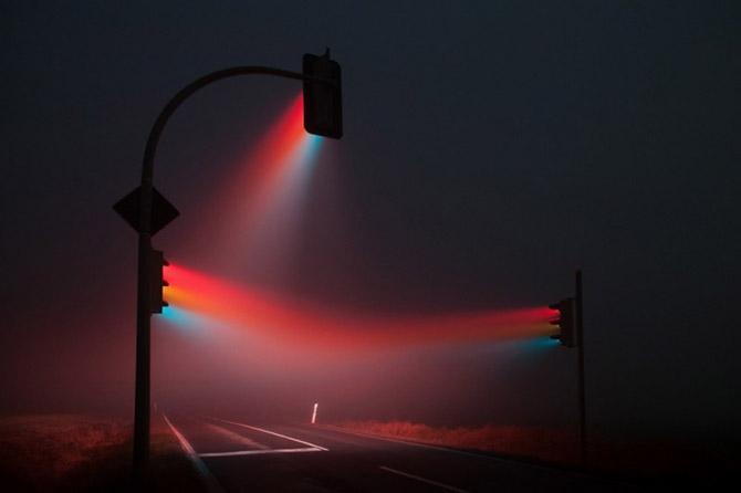 Завораживающие фотографии без лишних деталей