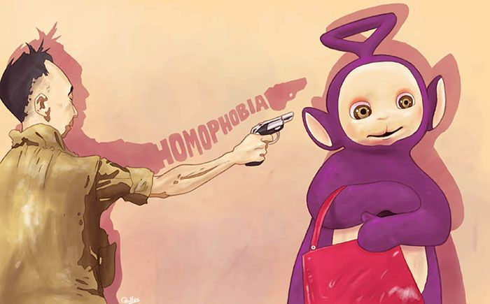 Злободневные иллюстрации от испанского художника