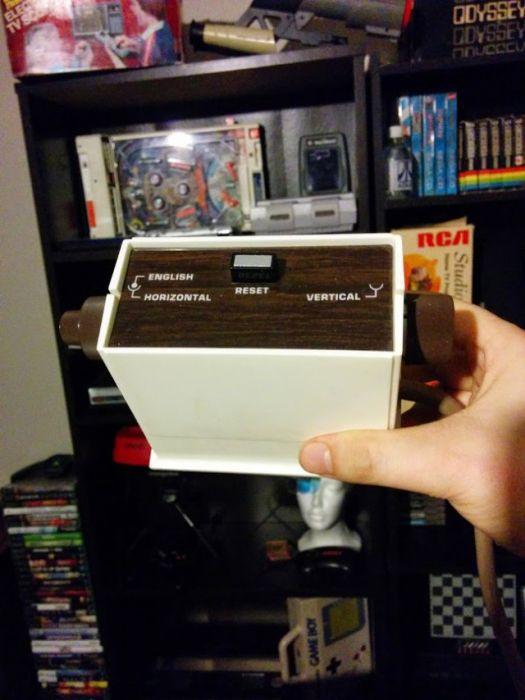Большая коллекция игровых джойстиков