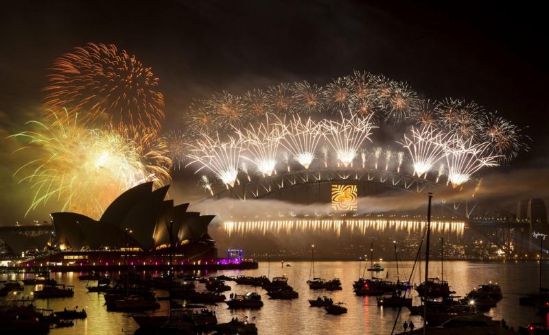 Места, где первыми встречают Новый год