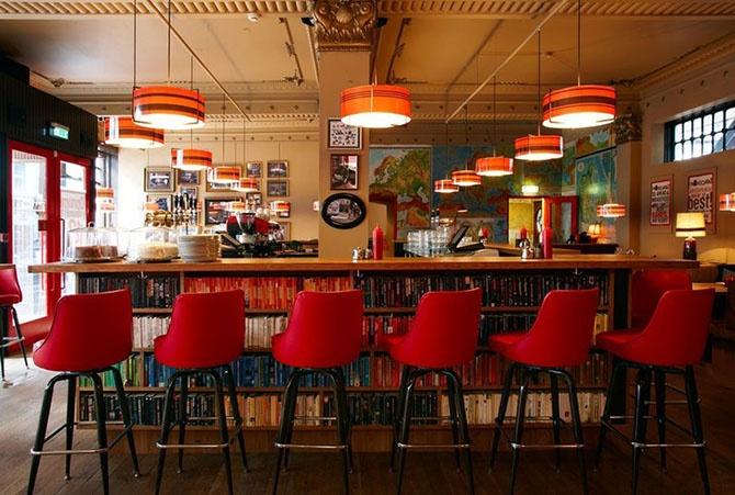 Самые потрясающие бары со всего мира