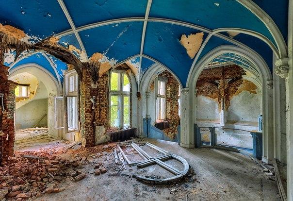 Заброшенные здания от Christian Richter