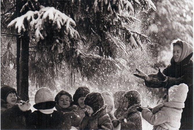 Жизнь советских детей