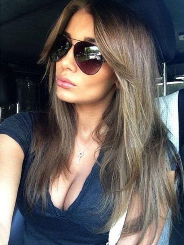Красивые девушки из соцсетей