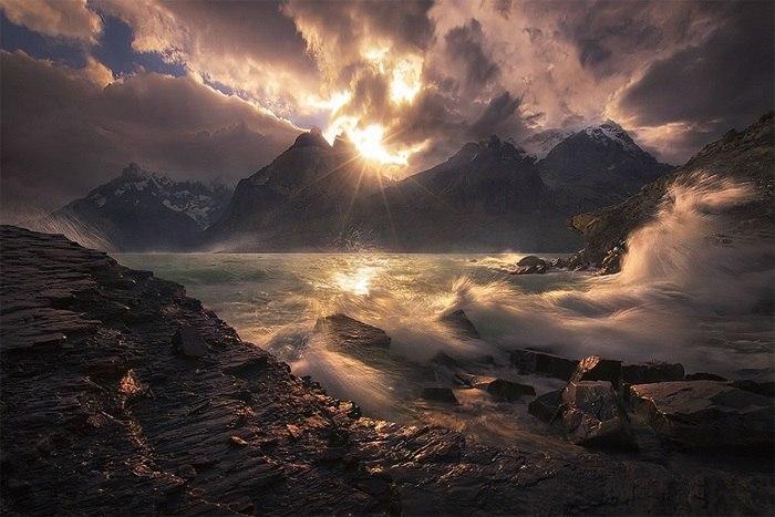 Магия природы фотографа Марка Адамуса