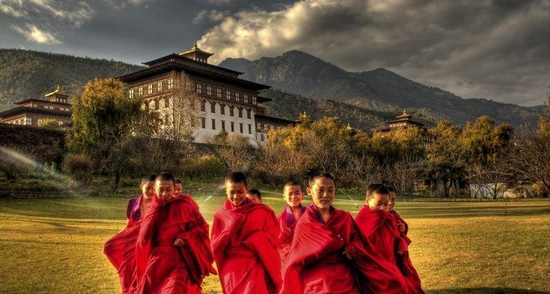 Всеобщее народное счастье в Бутане