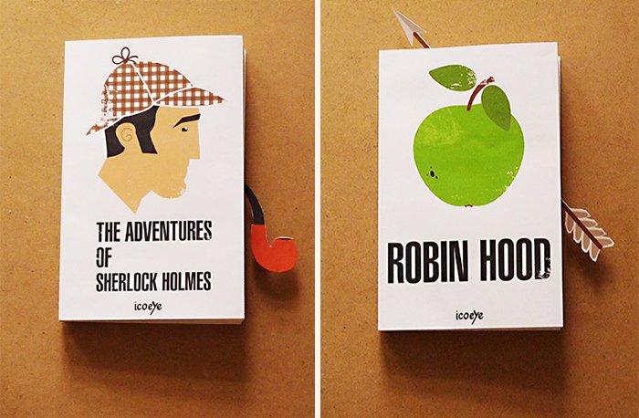 Забавные и оригинальные закладки для книг