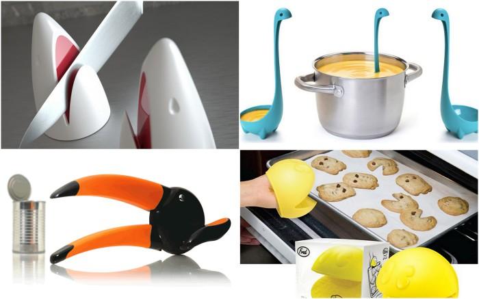 Забавные приспособления для кухни