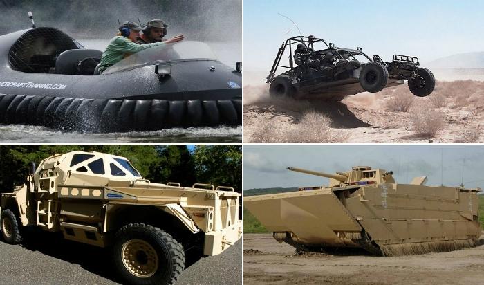 25 лучших военных автомобилей