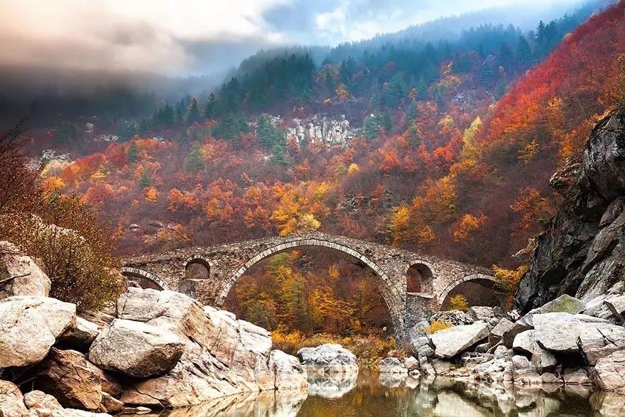 Красивые сказочные мосты со всего мира
