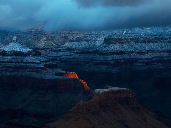 Лучшие фотографии марта от журнала National Geographic