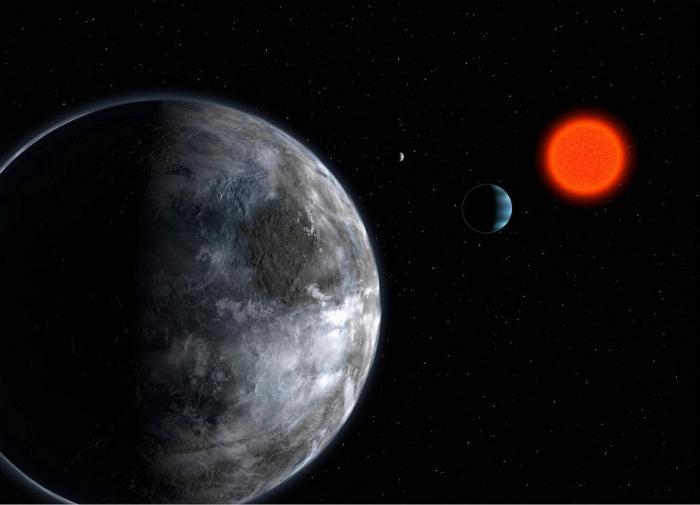 Самые необычные из известных планет во вселенной