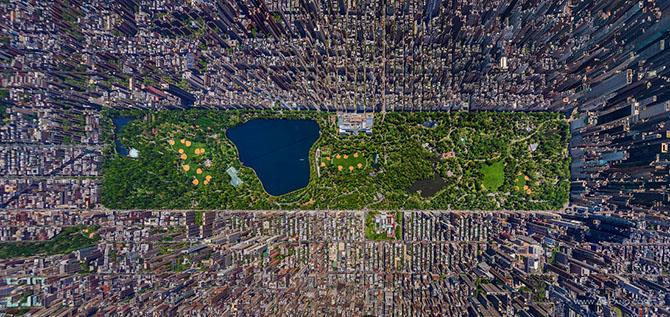 Сферические панорамы AirPano со всего мира