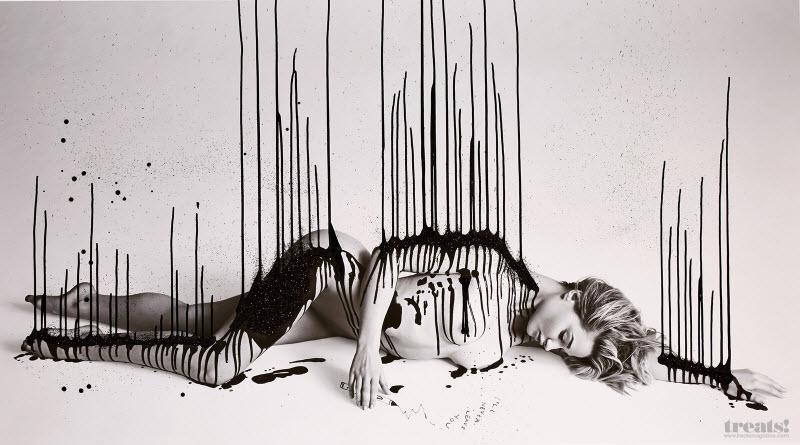 Вдохновлённые работами Пикассо
