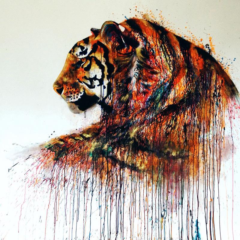 Яркие картины от Эмили Тан