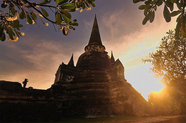 Забытые древние храмы