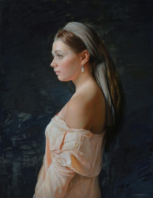 Чувственная живопись Сергея Маршенникова