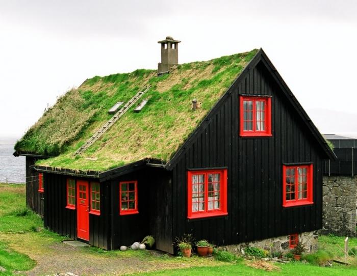 Интересные и необычные дома со всего света