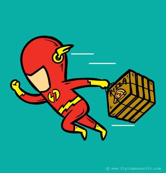 Как супергерои зарабатывают себе на жизнь