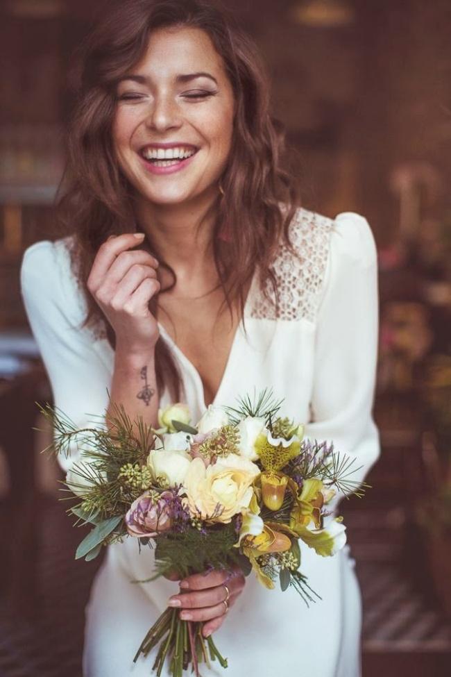 Красивые и счастливые невесты