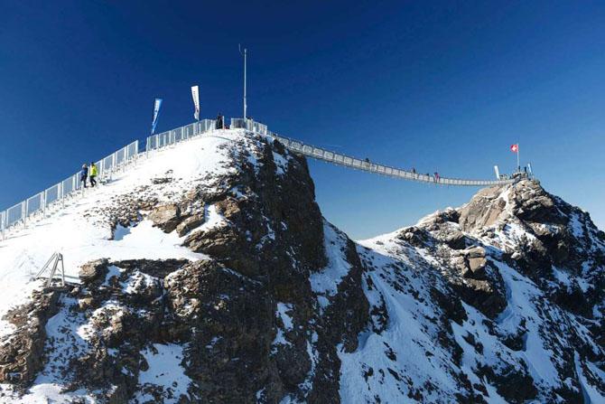 Красивые пешеходные мосты со всего мира