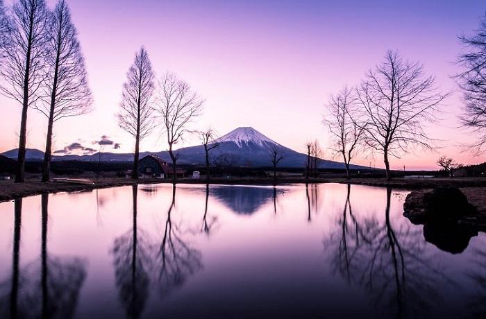 Красота пейзажей из Страны восходящего солнца