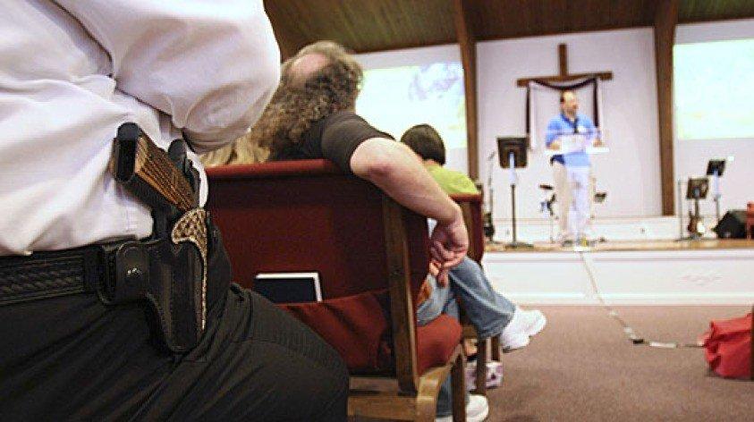 Чи можуть християни мати зброю?