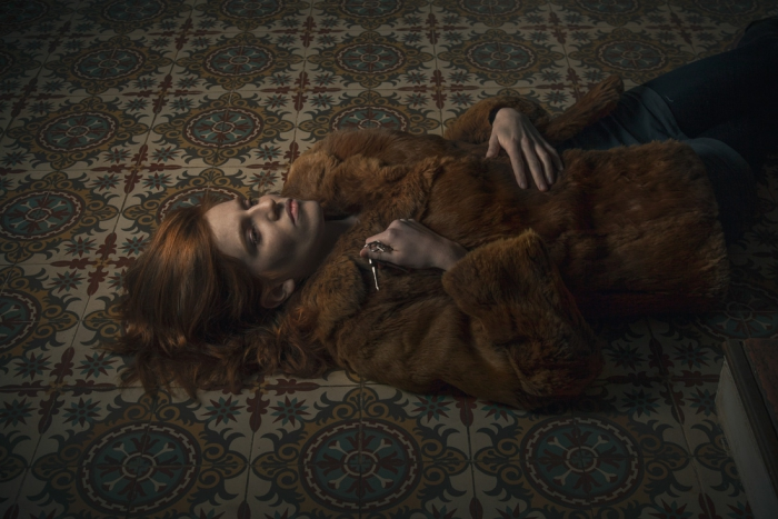 Расставания и потеря любви на фотографиях Лоры Стивенс
