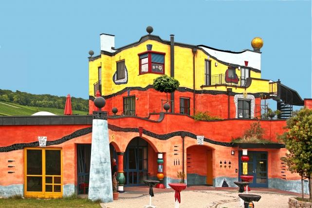 Разноцветные здания со всего мира