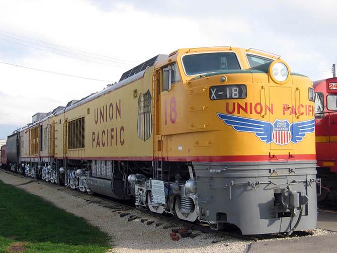 Самые мощные локомотивы в истории