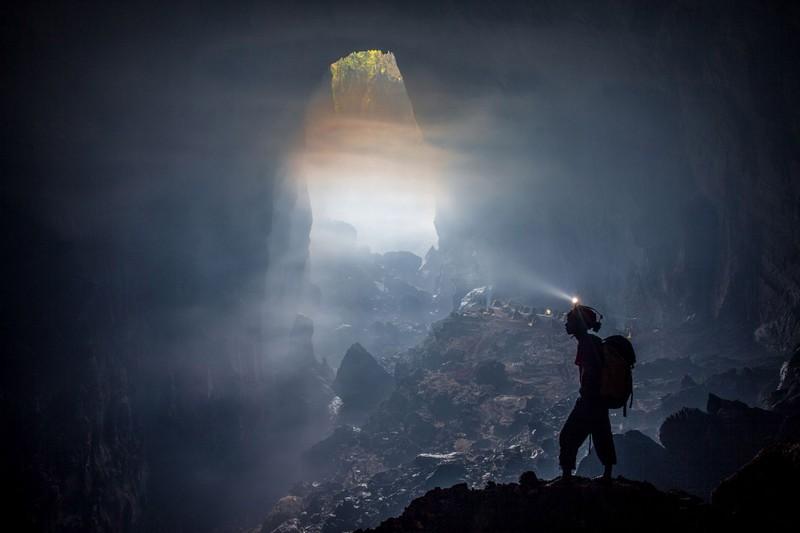 Шондонг — самая большая пещера в мире в Центральном Вьетнаме