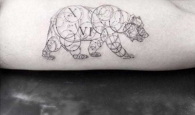 Татуировки от Брайана Ву