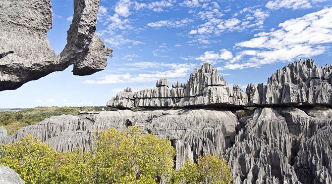 15 самых неосвоенных мест Земли