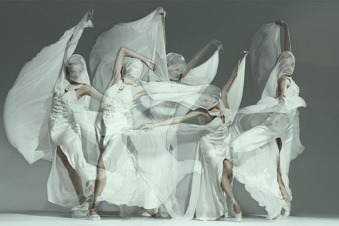 Грация балета от фотографа Яна Масны